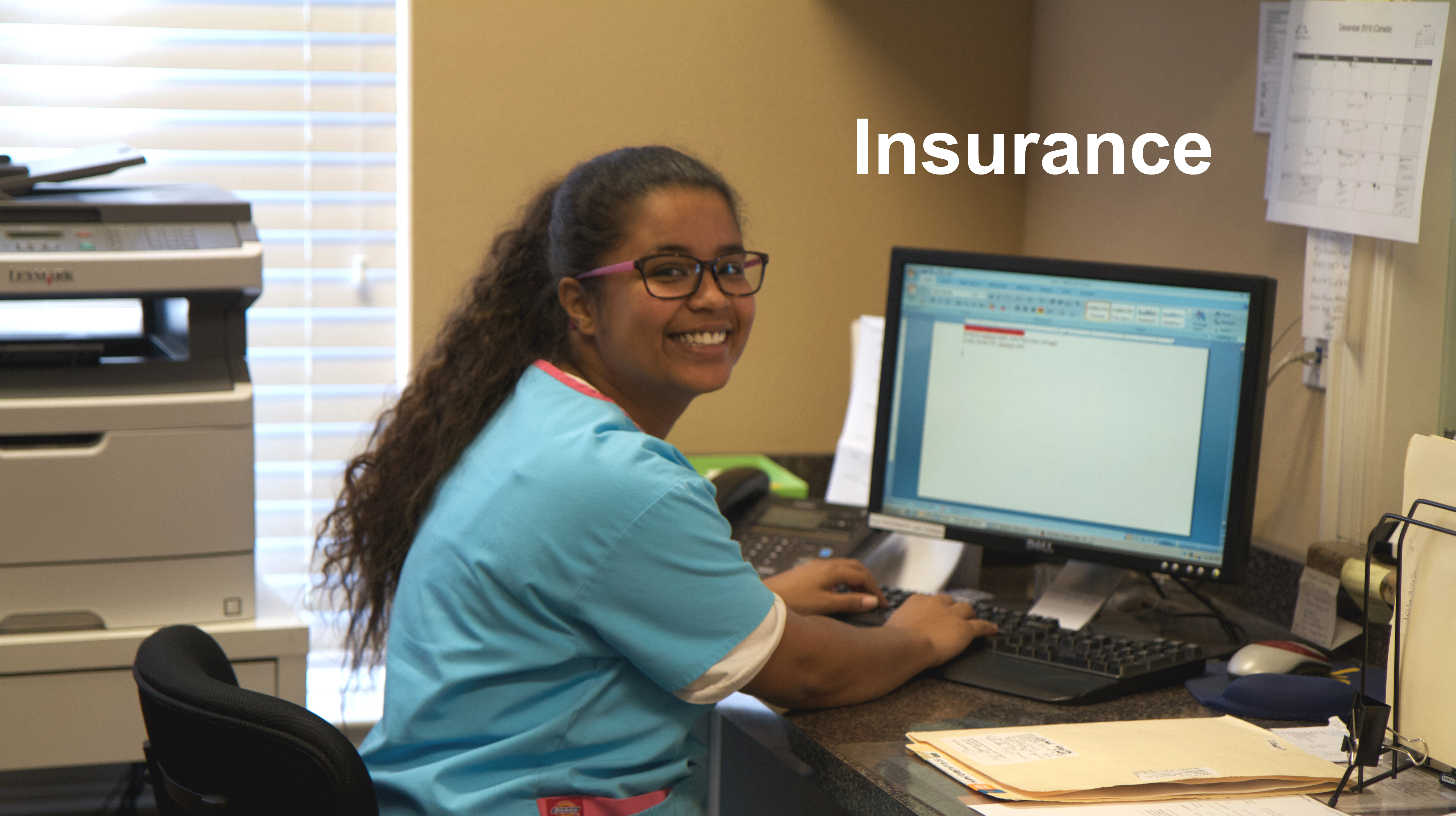 34b6c467b61 We are a provider for the following insurance. However